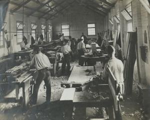 Borstal Workshop 1